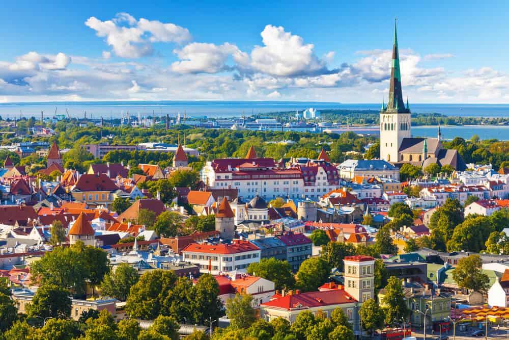 טאלין אסטוניה מלונות מומלצים
